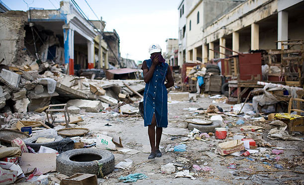 What is Needed in Haiti – Real Change