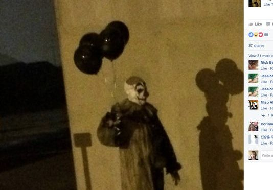 Coulrophobia & The Dark Clowns