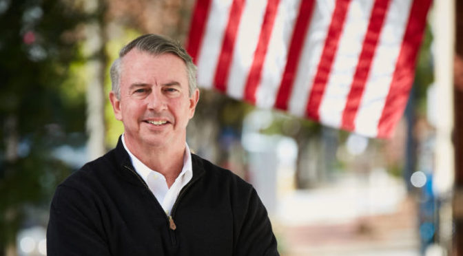 The 53rd Endorses Gillespie for Governor