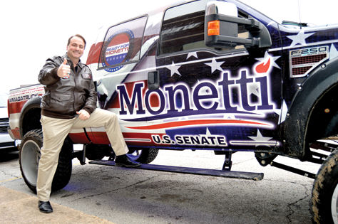 Breaking News — 53rd Endorses Monetti