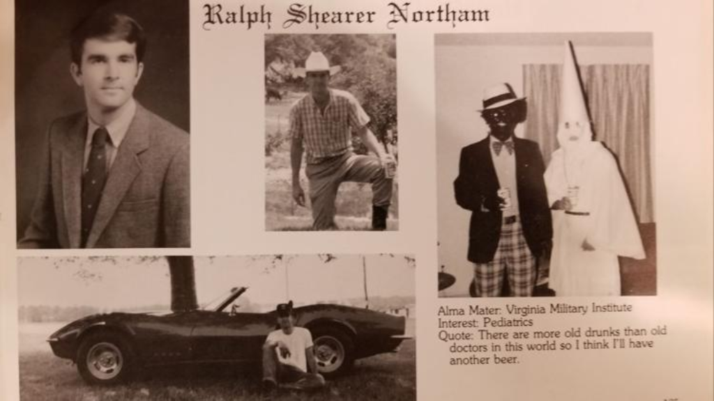 Northam Must Resign!