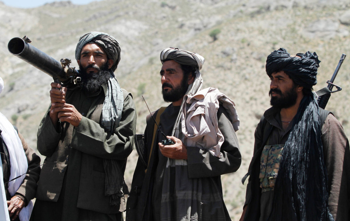 Afghanistan's Only Hope: The Taliban
