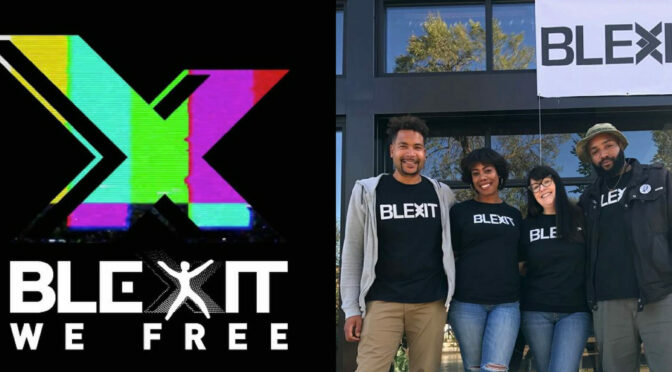 Blexit is Real: A Reflection for Martin Luther King Day