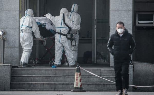 Global Strike  – Wuhanvirus