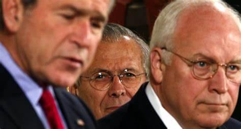 Liz Cheney, Bush-world and the Ash Heap of History